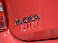 Nissan Micra Elle Paris 2012