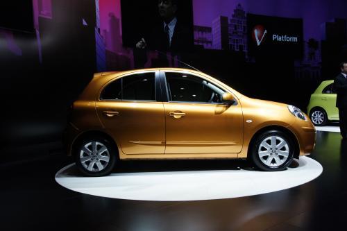 Nissan открывает долгожданный четвертое поколение Micra