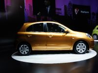 Nissan Micra Geneva 2010