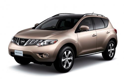 Nissan запускает новый кроссовер Murano