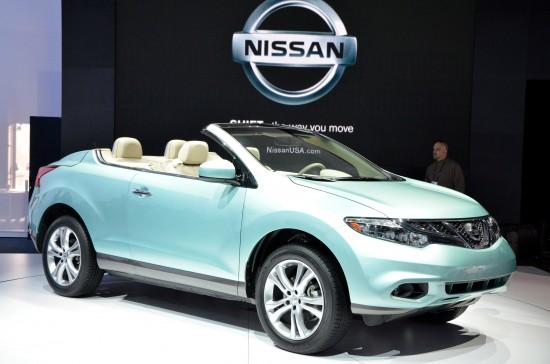 Nissan Murano CrossCabriolet Los Angeles