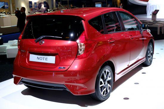Nissan Note Frankfurt