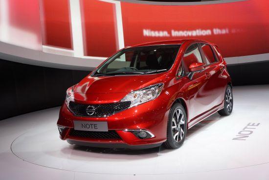Nissan Note Geneva