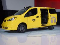 thumbnail image of Nissan NV 200 New York taxi New York 2013