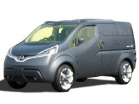 Nissan NV200 Concept, 3 of 17