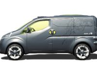 Nissan NV200 Concept, 4 of 17