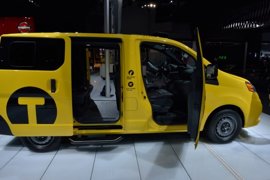 Nissan NV200 Taxi New York