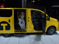 thumbnail image of Nissan NV200 Taxi New York 2012