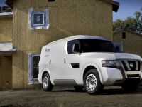 Nissan NV2500 Concept, 1 of 12