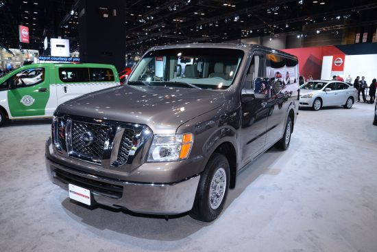 Nissan NV3500 HD Chicago