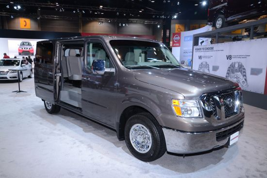 Nissan NV3500 HD Chicago