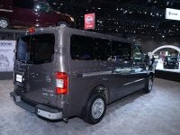Nissan NV3500 HD Chicago 2014