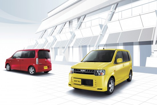 Nissan Otti Minicar