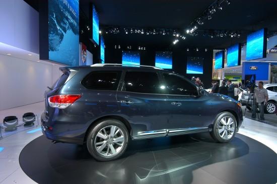 Nissan Pathfinder Concept Detroit