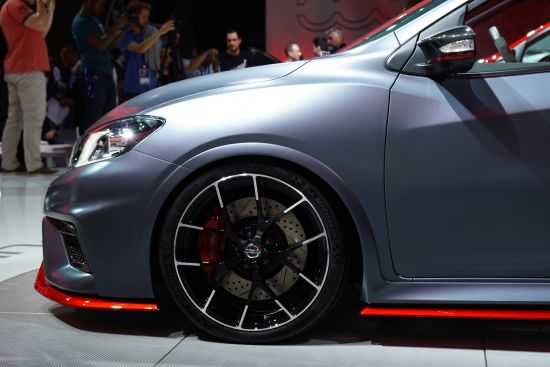 Nissan Pulsar Nismo Concept Paris