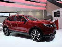 thumbnail image of Nissan Qashqai Geneva 2014