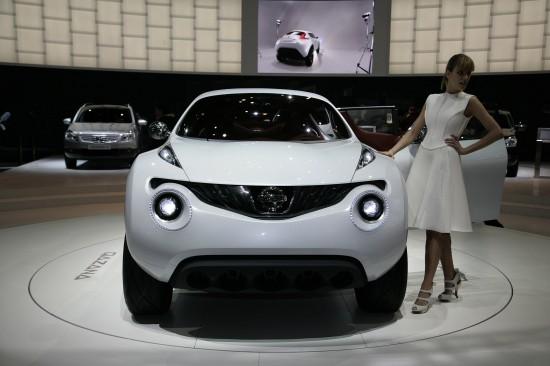 Nissan Qazana Concept Geneva