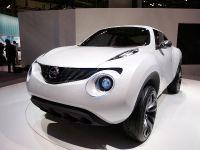 Nissan Qazana Concept Tokyo 2009
