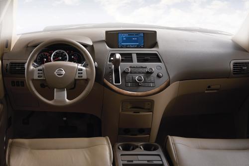 Nissan Объявляет Цены На 2009 Quest