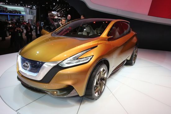 Nissan Resonance Detroit