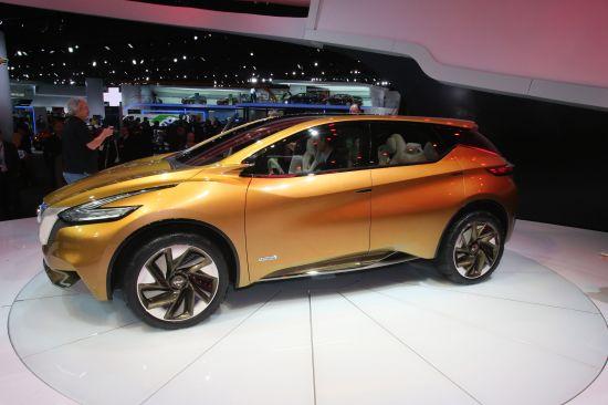 Nissan Resonance Detroit