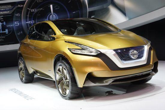 Nissan Resonance Geneva