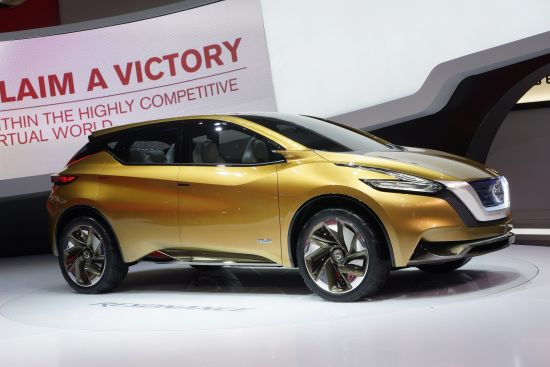 Nissan Resonance Geneva
