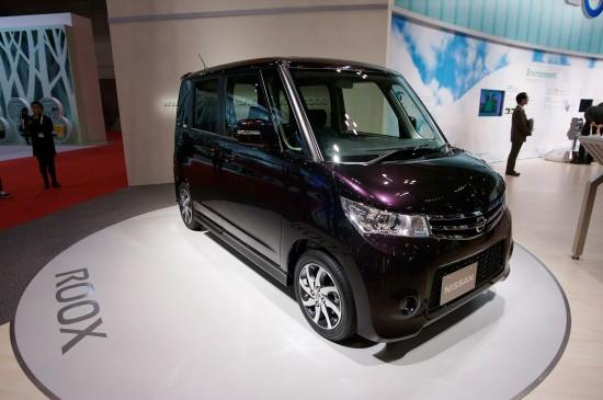 Nissan Roox Tokyo