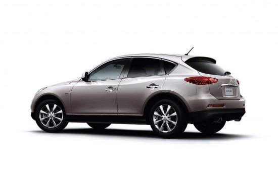 Nissan Skyline Crossover