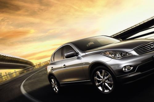 Nissan выпустит Новый Skyline Crossover этим летом