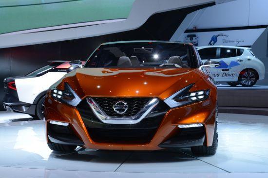 Nissan Sport Sedan Concept Detroit