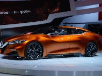 thumbnail image of Nissan Sport Sedan Concept Detroit 2014