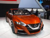 thumbnail image of Nissan Sport Sedan Concept New York 2014