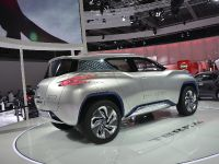thumbnail image of Nissan TeRRA Paris 2012