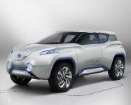 Nissan TeRRA SUV Concept, 1 of 10