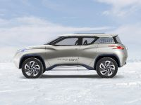 Nissan TeRRA SUV Concept, 2 of 10