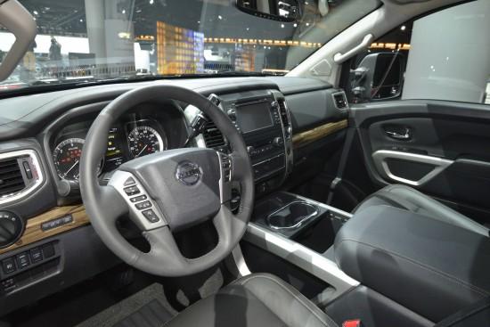 Nissan TITAN XD Detroit