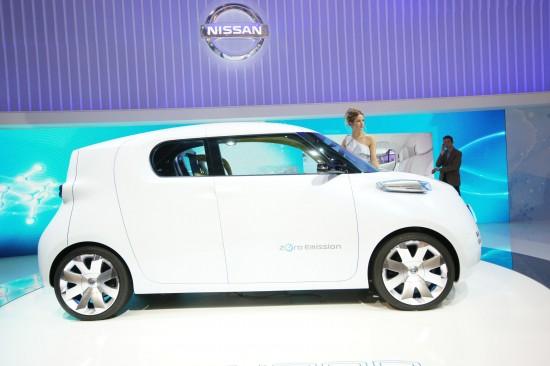 Nissan Townpod Paris