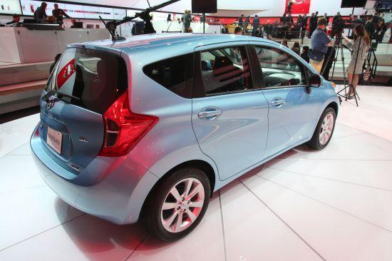 Nissan Versa Note Detroit