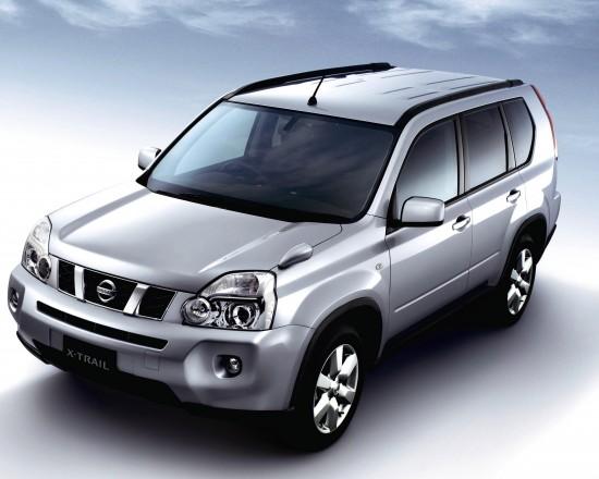 Nissan X-TRAIL 20GT