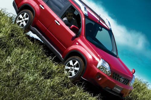 """Nissan выпускает новые \"""" чистые \"""" дизельные X-TRAIL 20GT\"""""""