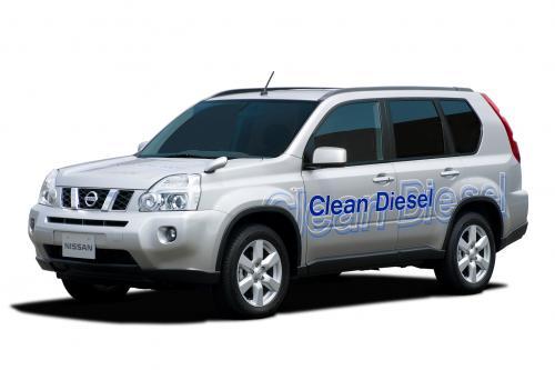 Nissan представит X-TRAIL дизельный прототип в 2008 году саммит G8