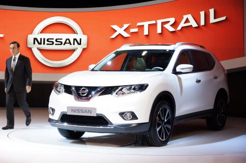 Nissan X-Trail Frankfurt 2013, 1 of 8
