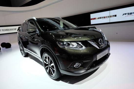 Nissan X-Trail Geneva