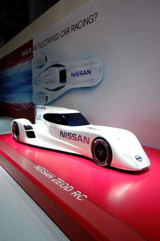 Nissan ZEOD RC Frankfurt