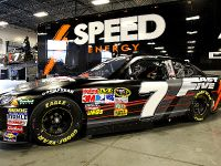 No7 Fast Five Dodge Charger R/T NASCAR, 1 of 4