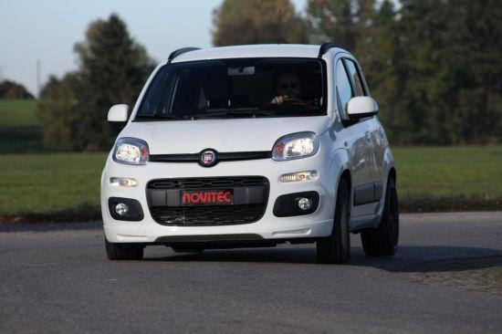 Novitec  Fiat Panda