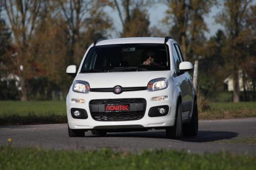 Novitec 2012 Fiat Panda - умный и спортивный
