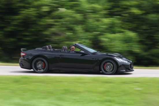 Novitec Maserati GranCabrio MC