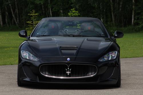 Novitec Maserati GranCabrio MC становится наддувом